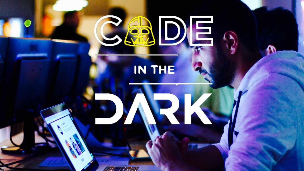 Code in the Dark  – 27 Sept 2013