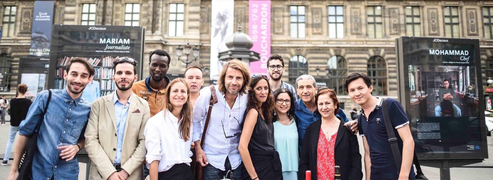 Action Emploi Réfugiés – l'association qui facilite l'accès à l'emploi des réfugiés