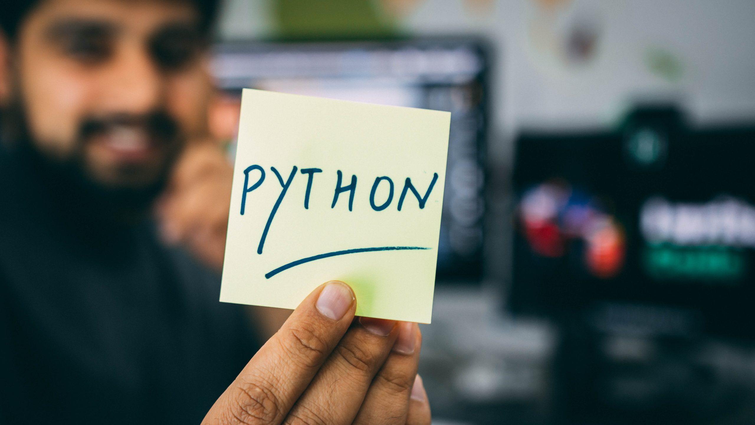 Qu'est ce que le Python et quelle est son utilisation ?