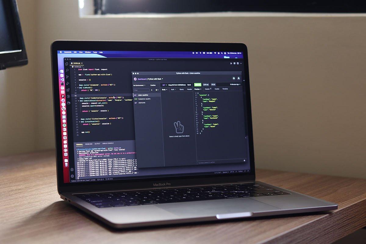 Pourquoi utiliser Python pour du développement web ?